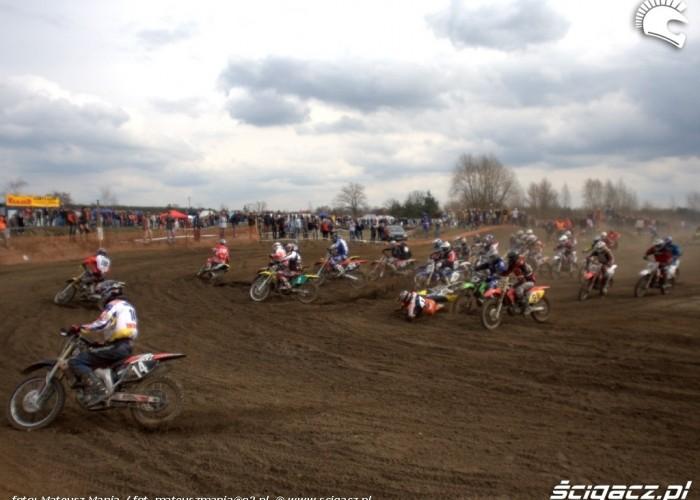 Mistrzostwa Polski Strefy Zachodniej w Motocrossie Leszno 2009