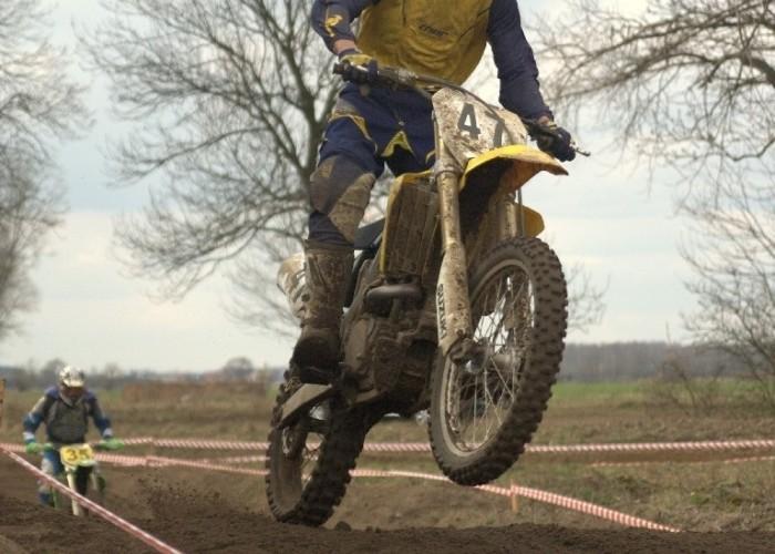 motocross ziemia powietrze