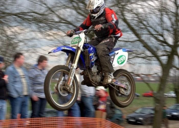 powietrzny motocross leszno