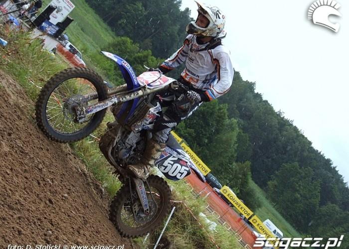 Bartosz Piatek MX2 Junior