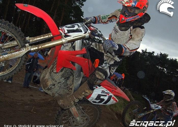 Daniel Stachyra skok