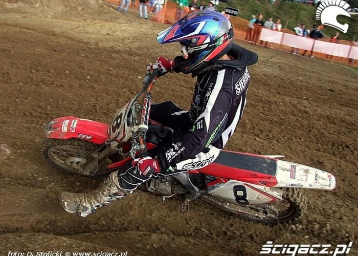 Dawid Sierocinski MX2 Junior