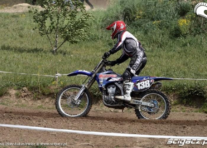 Motocross IV runda Mistrzostw Strefy Polski Zachodniej