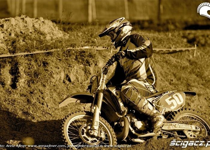 Motocross w Sobienczycach