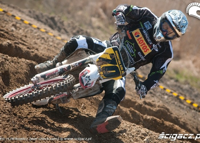 mariusz bukowski weteran gdansk motocross