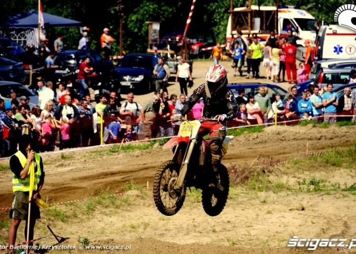 Motocross Puchar Krajny tor Plebanka