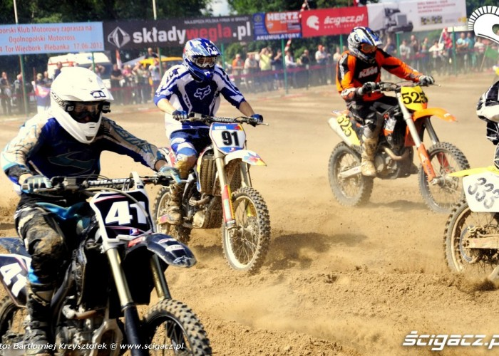 Motocross Puchar Krajny w Wiecbarku