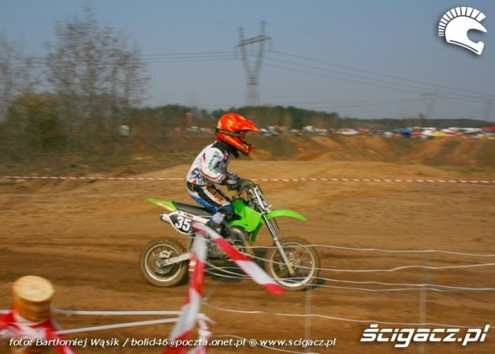 Motocross Radom Puchar Polski 12