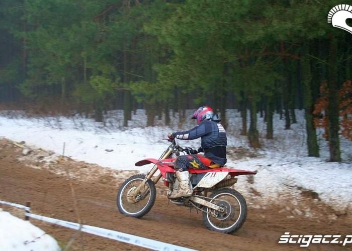 Honda CRF Snow Cross Siemiatycze