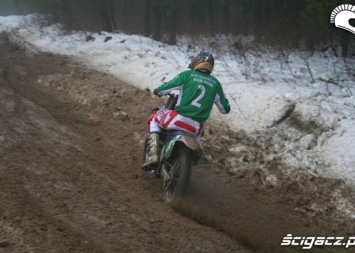 Rafal Kiczko NKM Snow Cross