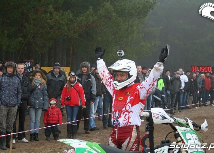 Tomasz Walendowicz NKM Snow Cross