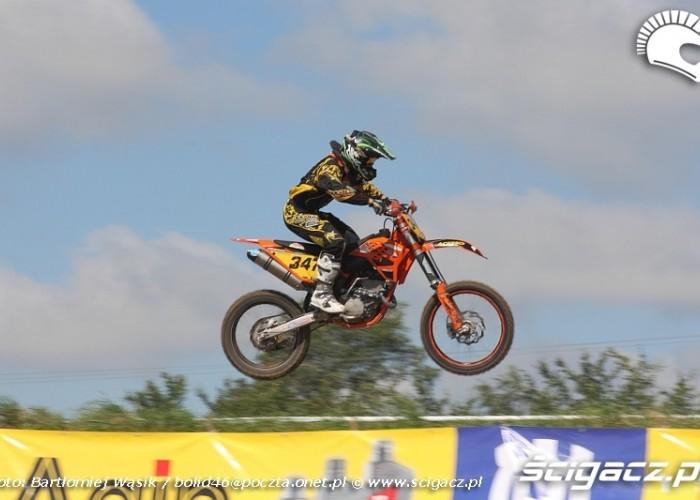 lukasz bembenik motocrossowe mistrzostwa polski strykow 2010