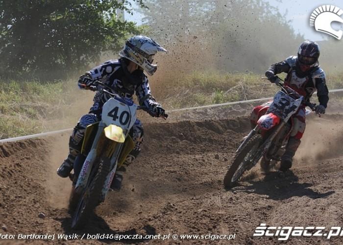 michal kozera motocrossowe mistrzostwa polski strykow 2010