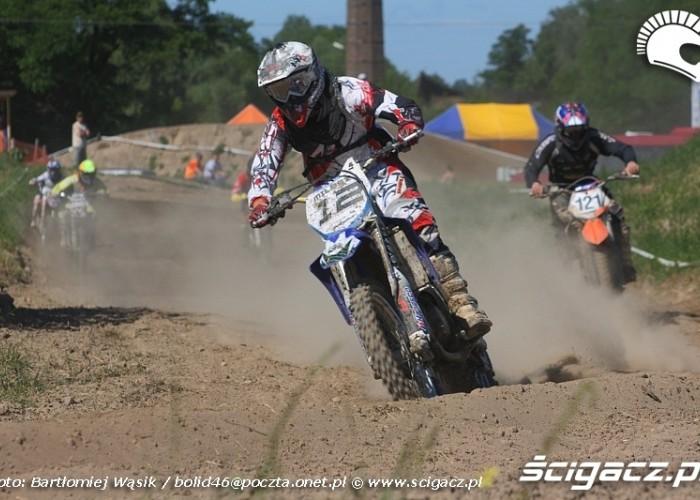 milosz kozica strykow motocross 2010 mistrzostwa polski