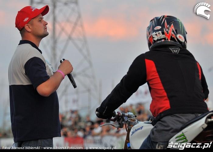 Daniel i S13 Stunt GP 2013