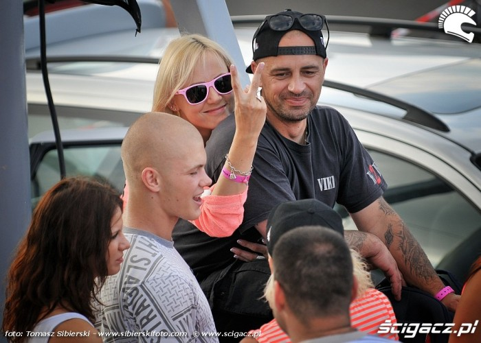 Dorota i Viki Stunt GP 2013
