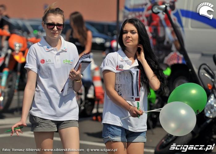 Hostessy Stunt GP 2013