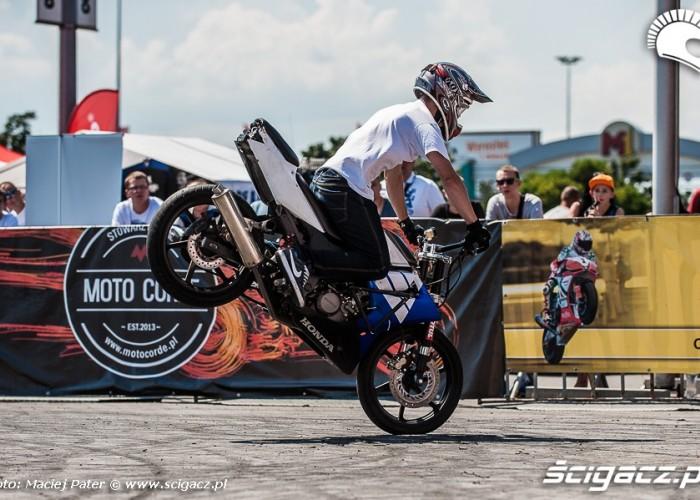 Daniel Danilo Cracow Stunt Cup