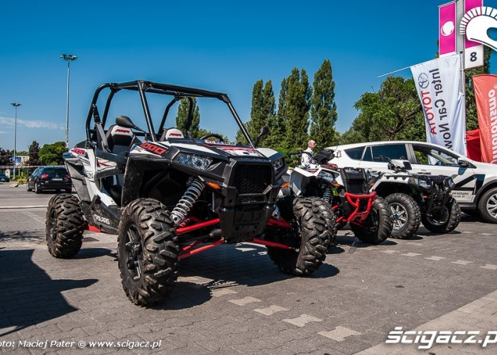buggy na Cracow Stunt Cup