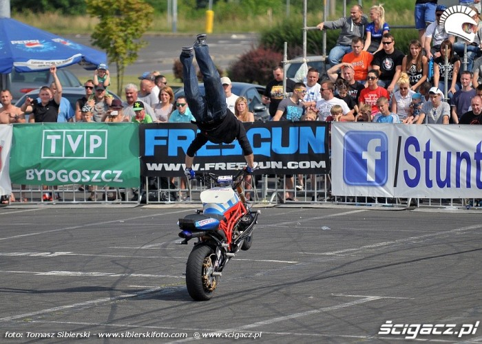 Martin Kratky Stunt GP