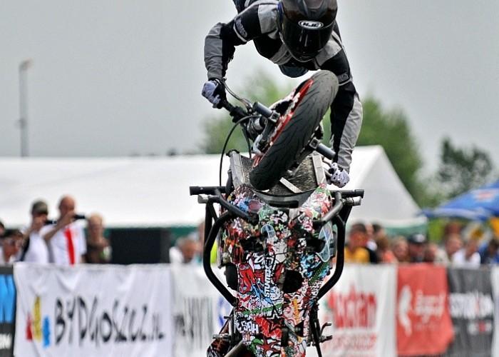 Stunt GP 2014 Vitaliy Davodovich
