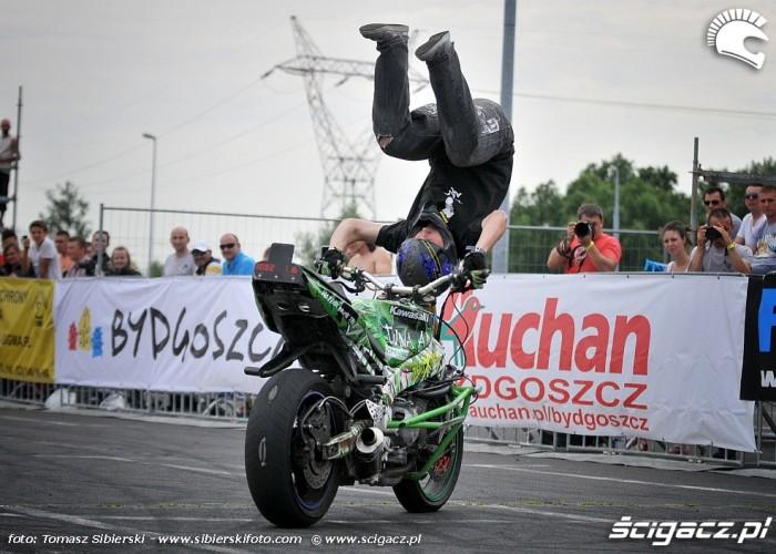 Stunt GP 2014 salto
