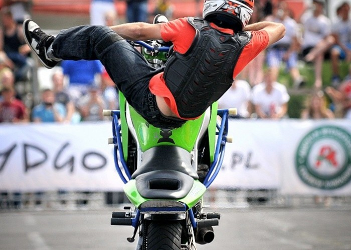Stunt GP 2014 triki