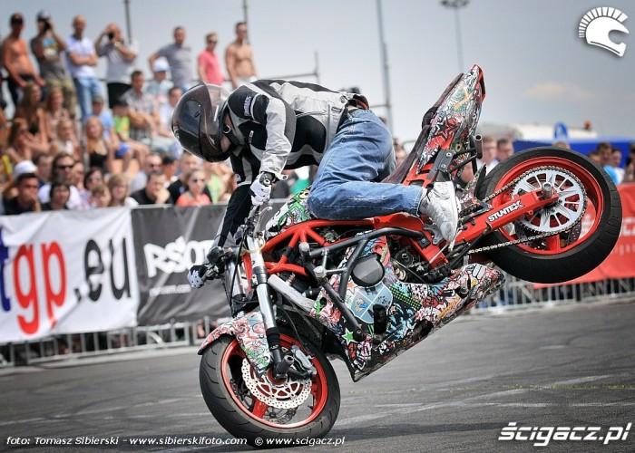 Vitaliy Davodovich Stunt GP 2014
