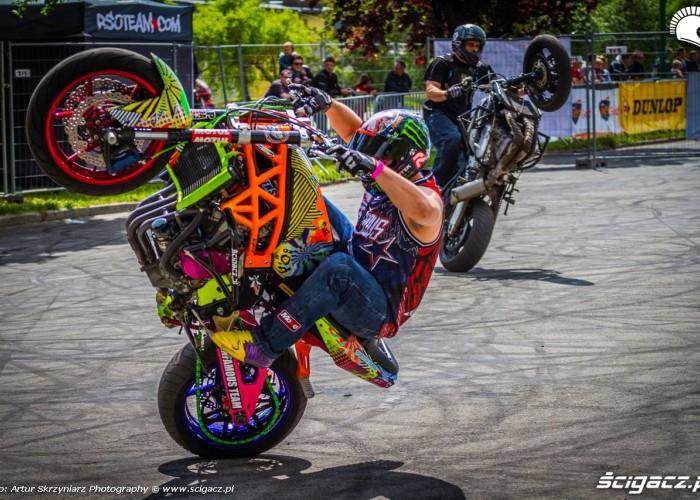 Beku Moto Show Bielawa Polish Stunt Cup 2015