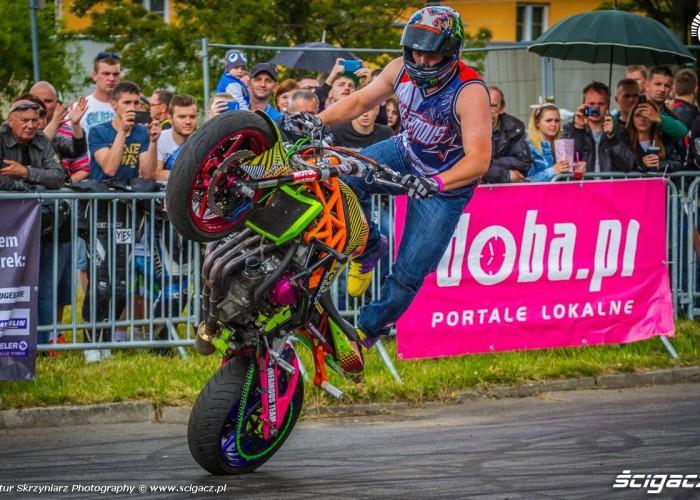 Beku w akcji Moto Show Bielawa Polish Stunt Cup 2015