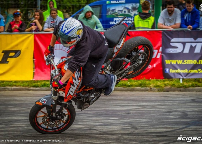 Karol Kulbacki Moto Show Bielawa Polish Stunt Cup 2015