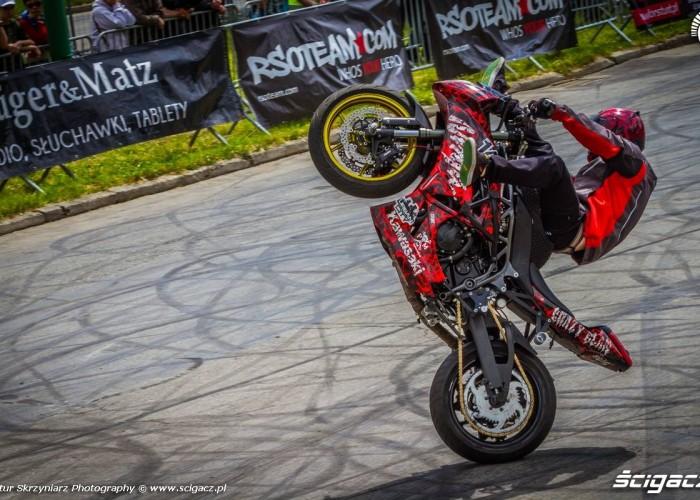 Korzen Moto Show Bielawa Polish Stunt Cup 2015