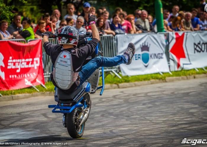 Norbert Brzezinski Moto Show Bielawa Polish Stunt Cup 2015