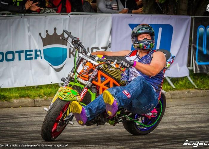 chill Moto Show Bielawa Polish Stunt Cup 2015