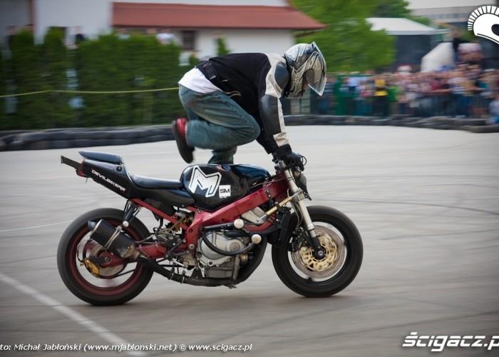 Extremeday Rzeszow 2009 stunt
