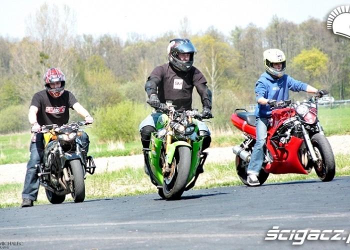 Fantastic Riders Squad trening