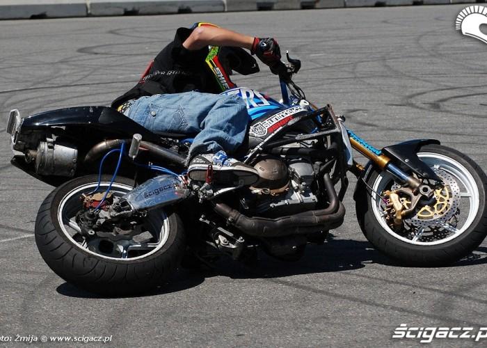 Drifty stunt show Jorian
