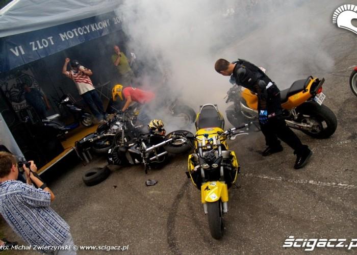 6 zlot motocykowy lesniowice