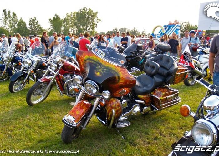 motocyke na zlocie lesniowice 2008