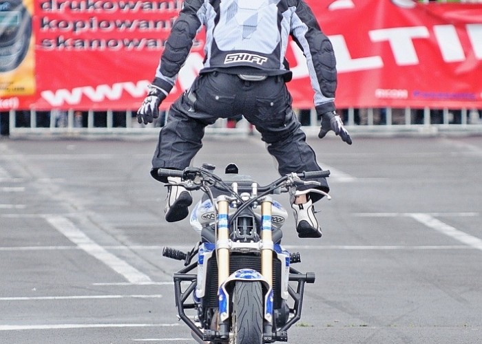 Julien STUNT GP 2010