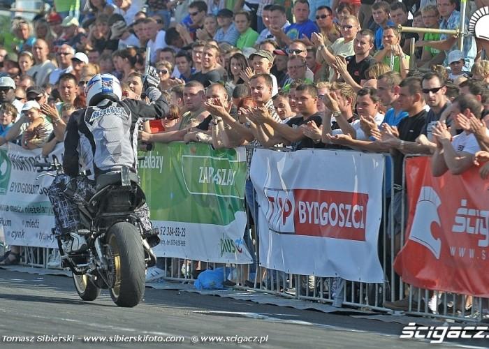 Gratulacje Stunt Grand Prix