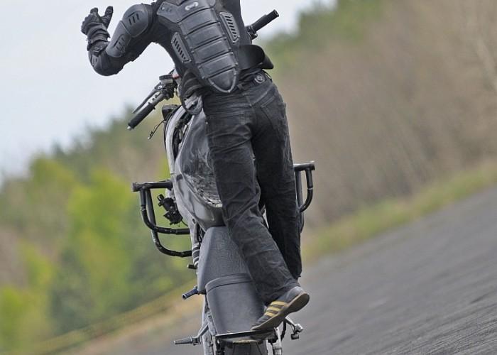 Sledz no hander Stunt ustawka Broczyno 2010