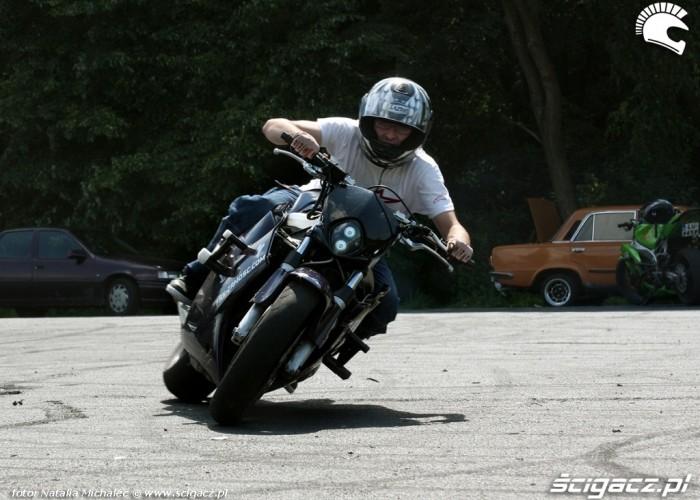 Sebastian zamosc stunt ustawka