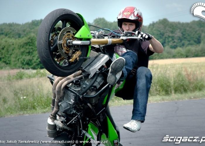 Lukasz FRS Combo Wheelie