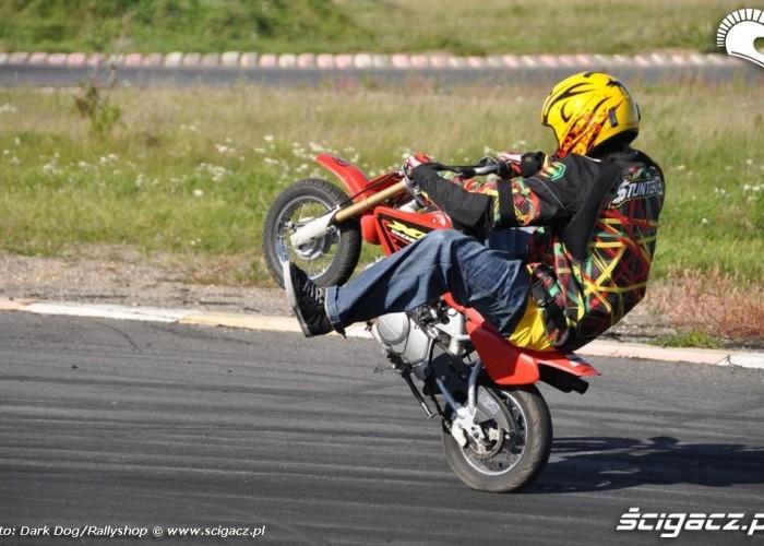 rafal stunt minibike