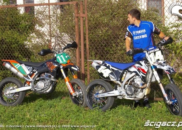 park zamkniety supermoto motocykle wrzesien radom 2008 f mg 8118