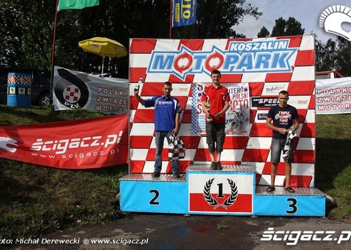 podium puchar 250