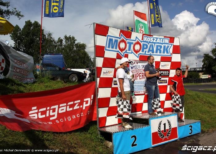 podium puchar open