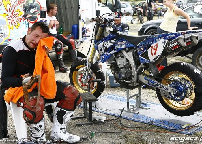 namiot cempel radom supermoto motocykle lipiec 2008 c mg 0343
