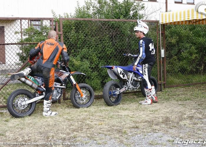 parking techniczny radom supermoto motocykle lipiec 2008 c mg 0370